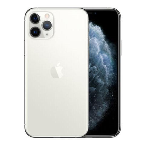 【新品未開封品】Apple iPhone 11 Pro 256GB SIMフリー [シルバー] 携帯電話   スマートフォン