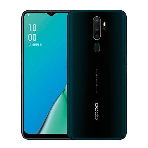 OPPO A5 2020 SIMフリー [グリーン] スマートフォン スマホ