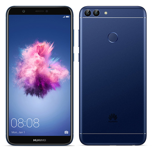 HUAWEI nova lite 2 SIMフリー [ブルー] 携帯電話 スマホ