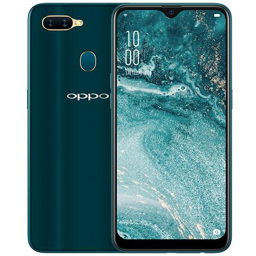 OPPO AX7 SIMフリー [ブルー] 内蔵メモリ:ROM 64GB RAM 4GB スマートフォン スマホ