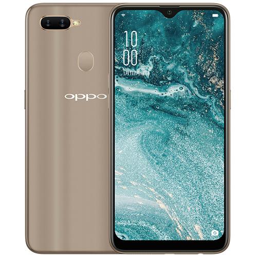 OPPO AX7 SIMフリー [ゴールド] 内蔵メモリ:ROM 64GB RAM 4GB スマートフォン スマホ