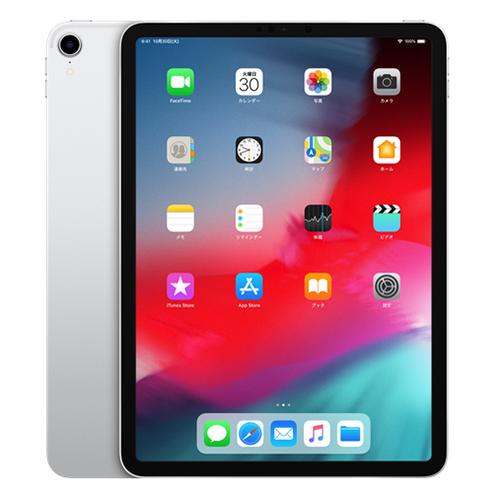 新品 Apple/アップル iPad Pro 11インチ Wi-Fi 64GB MTXP2J/A [シルバー]2018年11月アップル アイパッド 送料無料