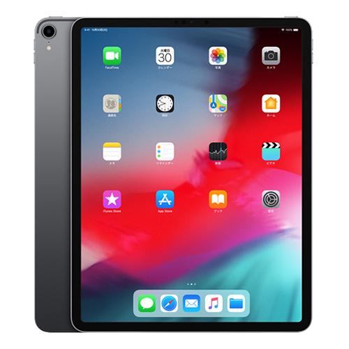 iPad Pro 12.9インチ Wi-Fi 1TB MTFR2J/A [スペースグレイ] 2018年11月