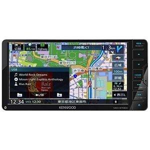 KENWOOD ケンウッド カーナビ 7インチ ワイド MDV-S706W 彩速ナビゲーションシステム フルセグ Android, iphone 対応  新品