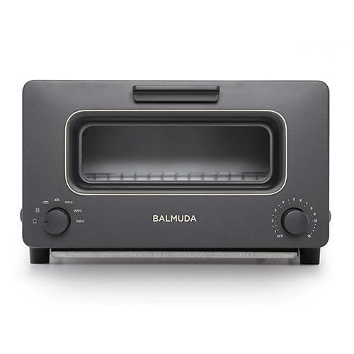 バルミューダ(BALMUDA) The Toaster K01E-KG [ブラック] スチームオーブントースター【新品】