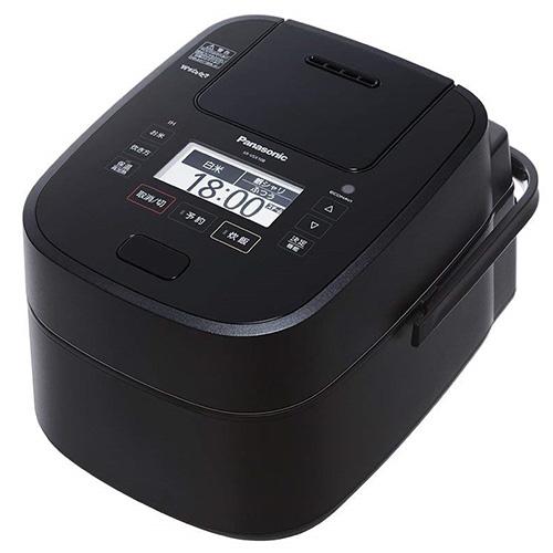 【圧力IH炊飯器】Panasonic パナソニック Wおどり炊き SR-VSX188-K [ブラック] 1升 炊飯器 圧力IH式