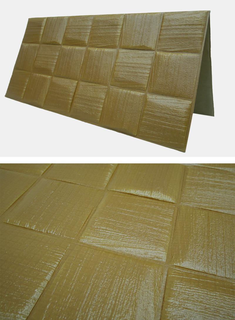 オープニング 大放出セール クッションブリック壁紙シール 壁紙 3d Diy