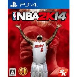 【新品★送料無料メール便】PS4ソフト NBA2K14