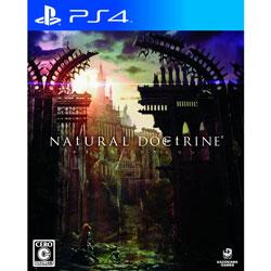 新品 発売日: 2014 4 3に変更 通常版 限定品 送料無料メール便 PS4ソフト 大人気 DOCtRINE NAtURAL