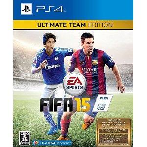 【新品★送料無料メール便】PS4ソフト FIFA 15 ULTIMATE TEAM EDITION (セ