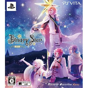 【新品】PS VITAソフト Binary Star (限定版) VLJM-35119 (k 生産終了商品