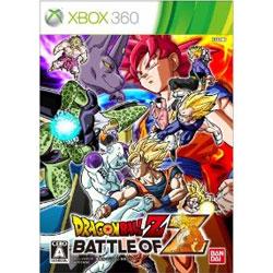 【+5月7日発送★新品】Xbox360ソフト ドラゴンボールZ BATTLE OF Z KM2-00001 (マ