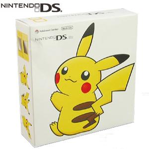 【新品★キャンセル不可】ポケモンセンター限定販売品 DS Lite本体限定版 ピカチュウエディション