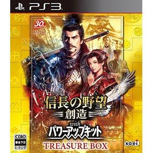 【新品】PS3ソフト 信長の野望・創造 with パワーアップキット (限定版) KTGS-30274 (k 生産終了商品