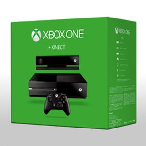 【新品】XboxOne本体 Xbox One + Kinect (通常版)(7UV-00103) 7UV-00103 (マ