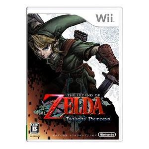 【新品】Wiiソフト ゼルダの伝説 トワイライトプリンセス