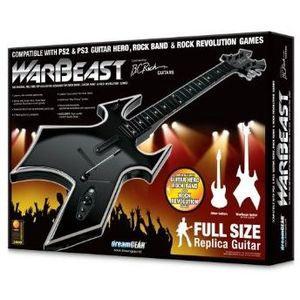 WarBeastGuitarウォービーストギター海外北米版