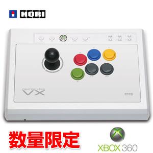 【新品】xbox360周辺機器 ホリ製ファイティングスティックVX