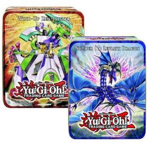 【新品★2缶1セット】遊戯王OCG コレクティブルTIN 2011 WAVE 1 リバイスドラゴン+ゼンマイスター缶セット 英語版