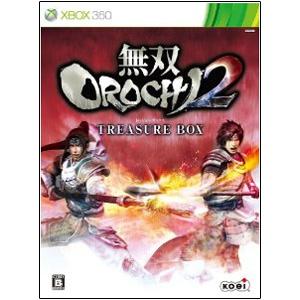 【新品】Xbox360ソフト 無双OROCHI 2 トレジャーBOX