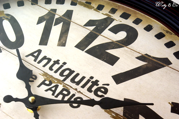 Clock antique clocks, clock 28 Rue Murillo