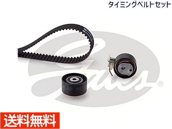 PEUGEOT プジョー 207 A7KFUP gates ゲイツ タイミングベルト セット K015615XS 送料無料