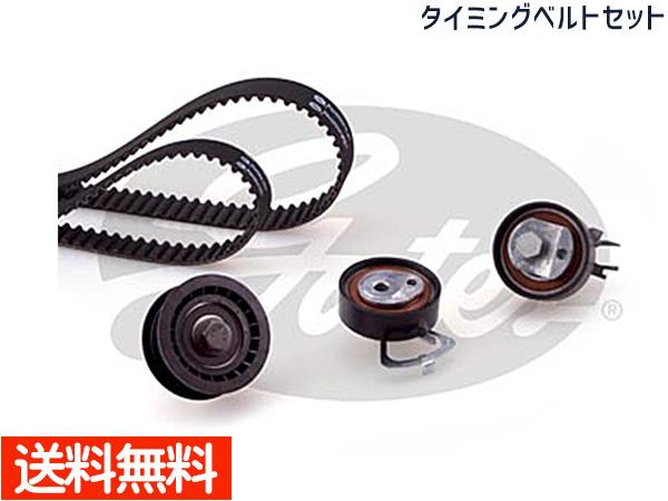 VW フォルクスワーゲン POLO ポロ 6R 6RCGG gates ゲイツ タイミングベルト セット K035565XS 送料無料