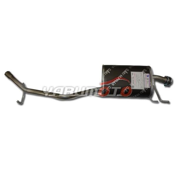 ハイゼットS200C S200P S210C S210P 補給品 リアマフラー 純正タイプ MDH-9298SUS 大栄テクノ