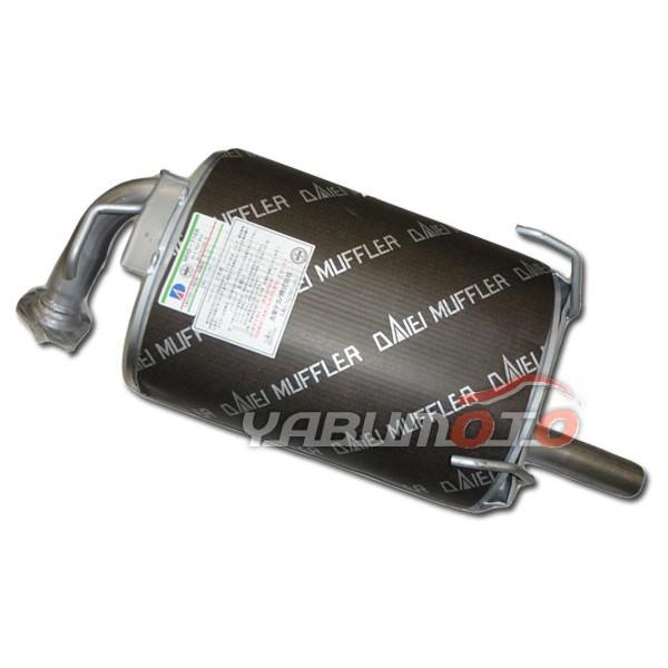 オルティアEL1 EL2 EL3 1800cc 2000cc リアマフラー 純正タイプ MHD-7168 大栄テクノ 法人のみ配送