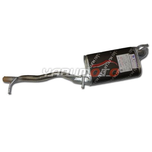モコ MG21S 2002/04~2006/02 ターボ除く リアマフラー 純正タイプ MSS-9171SUS 大栄テクノ 法人のみ配送