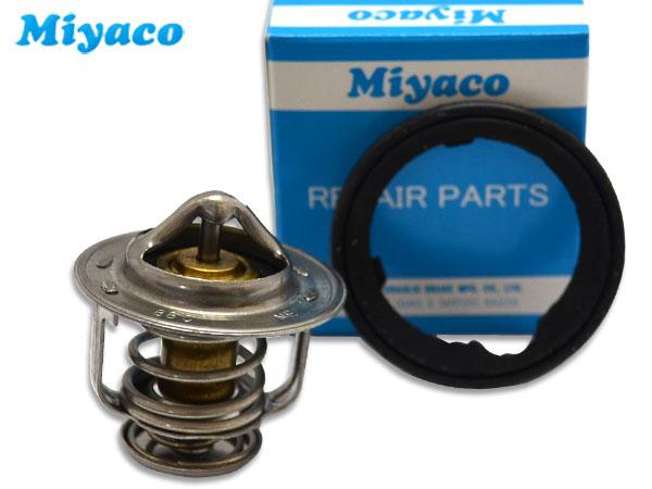 エンジン 冷却 水温 ラジエター N-BOX JF1 JF2 JF3 JF4 温度調節 ミヤコ自動車 国内メーカー サーモスタット 限定品 TS-268P 88℃ Miyaco 安売り パッキン付