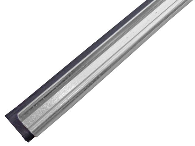 同サイズの真鍮製と比べて約半分の軽さです エトレーアルミニウムチャンネル 45cm お見舞い 入手困難