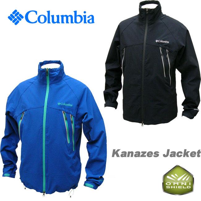20%OFF![Columbia] コロンビア【Kanazes Jacket】ストレッチナイロンジャケット【2色】PM5786/カナズィズジャケット/ウインドジャケット02P24Oct15