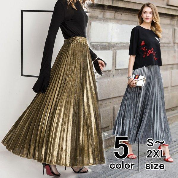 【2018秋冬レディース】大人女子におすすめの、おしゃれなプリーツスカートは?