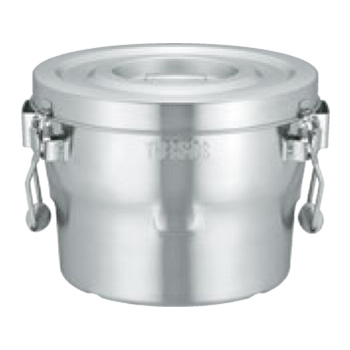 サーモス 18-8 保温食缶 シャトルドラム GBB-10C【代引き不可】【キッチンポット】【保存容器】【密閉容器】【業務用】
