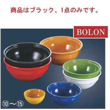 ガストロン 丸深ボール 3428(31cm)ブラック【業務用】【GASTRON】【ボウル皿】