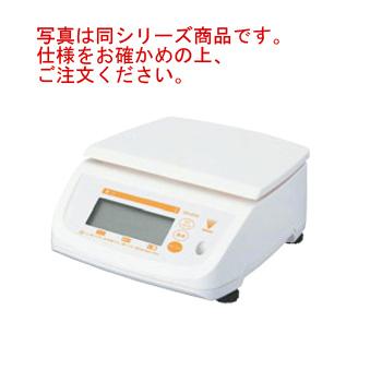 テラオカ 防水型デジタルはかり テンポ DS-500 20kg【デジタルはかり】【防水はかり】【デジタルスケール】【秤】【業務用】