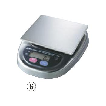 A&D 防水・防塵デジタルはかり HL3000LWP【防水はかり】【防塵はかり】【デジタルスケール】【秤】【業務用】