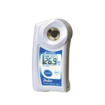 デジタル ポケット糖度計 低・中濃度モデル PAL-1【デジタル測定機器】【濃度計】【防水】【糖度チェック】【アタゴ】【ATAGO】【業務用】【厨房用品】