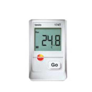 防水ミニ温度計データロガセット testo 174T 0561【テストー】【計量器】