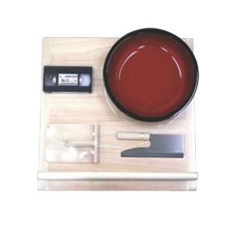家庭用 麺打セット(A)A-1230【代引き不可】【麺台】【蕎麦】【うどん】【のし台】【のし板】