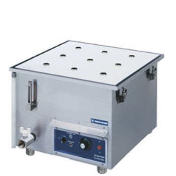 手動給水式 電気蒸器 NES-451-3【代引き不可】【蒸し器】【スチーマー】