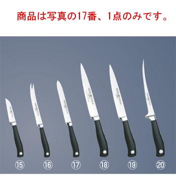 ヴォストフ グランプリ2 波刃ソーセージナイフ 4106-14cm【包丁】【Wusthof】【キッチンナイフ】