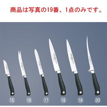 ヴォストフ グランプリ2 サンドイッチナイフ(両刃)4525-16cm【包丁】【Wusthof】【キッチンナイフ】