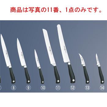 ヴォストフ グランプリ2 波刃ブレッドナイフ 4155-20cm【包丁】【Wusthof】【キッチンナイフ】