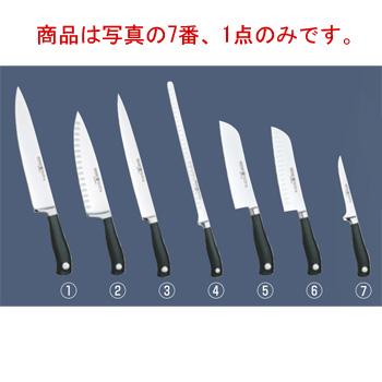 ヴォストフ グランプリ2 西洋型骨スキ(両刃)4615-14cm【包丁】【Wusthof】【キッチンナイフ】