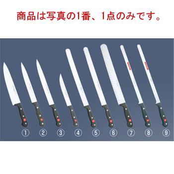 ヴォストフ グルメ コックナイフ 4562 23cm【包丁】【Wusthof】【キッチンナイフ】