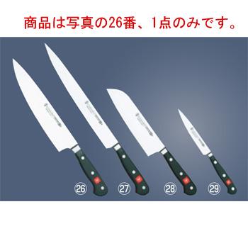 ヴォストフ コルドン・ブルー コックナイフ 4581 23cm【包丁】【Wusthof】【キッチンナイフ】