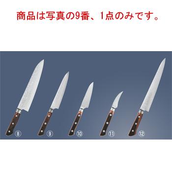 響十 強化木シリーズ ペティーナイフ KP-1107 15cm【包丁】【Misono】【キッチンナイフ】