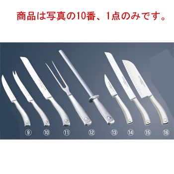 ヴォストフ クリナー トマトナイフ 4108 14cm【包丁】【Wusthof】【キッチンナイフ】